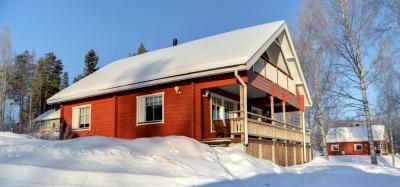 Haapala, Pajula ja Raitala 12 person/ cottage