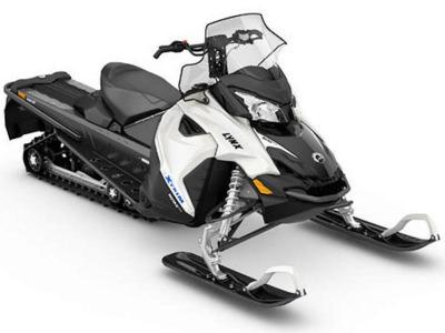 Rent a snowmobile!