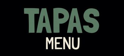 HopHaus Tahkon Tapas -menu