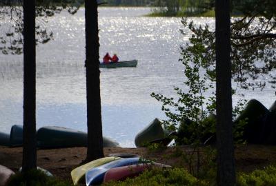KANOOTIN/KAJAKIN PÄIVÄVUOKRA