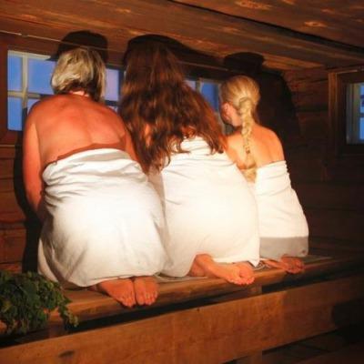 Näköalasauna Mualiman Sauna