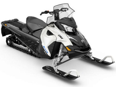 Rent a snowmobile!